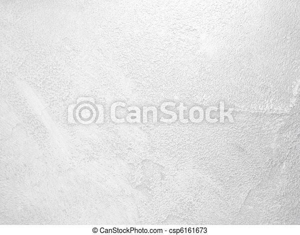 Grunge light silver grey background - csp6161673