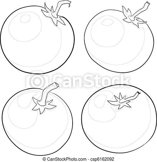 Tomatoes - csp6162092
