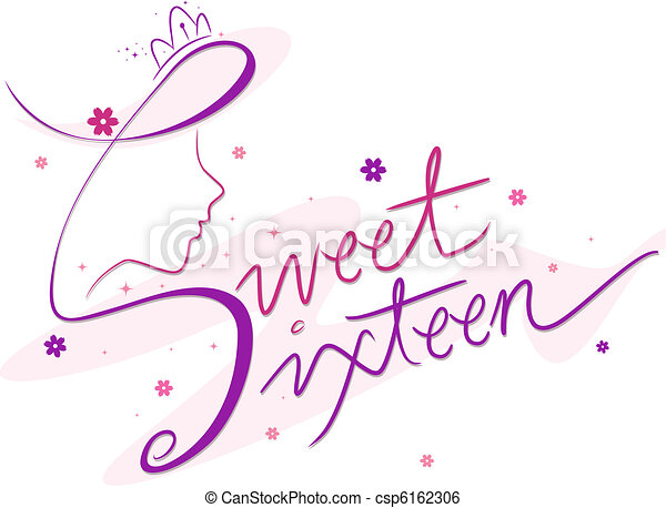Sweet Sixteen - csp6162306