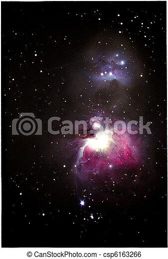 Orion nebula M42 - csp6163266