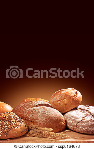 Bread and bakery - csp6164673