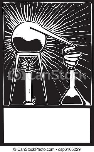 Science Lab - csp6165229