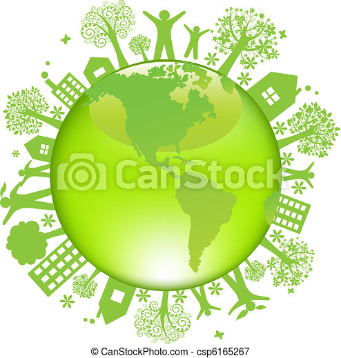 Earth Day - csp6165267