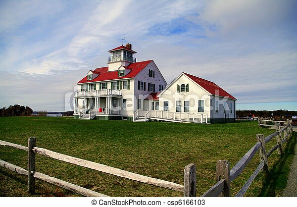 Cape Cod Coast Guard Station - csp6166103