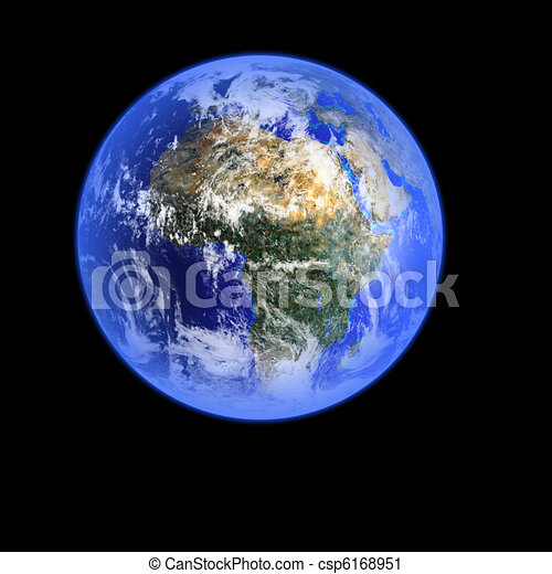 Planet Earth - csp6168951