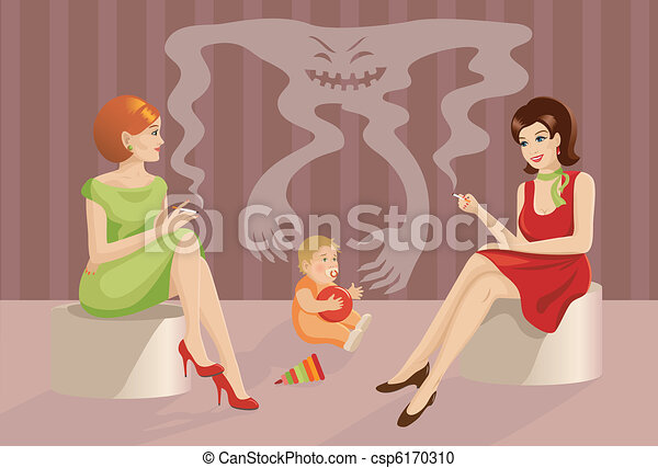 No smoking! - csp6170310