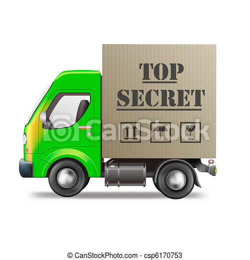 trop secret shipment - csp6170753