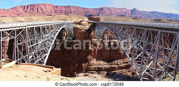 Navajo Bridges - csp6172049