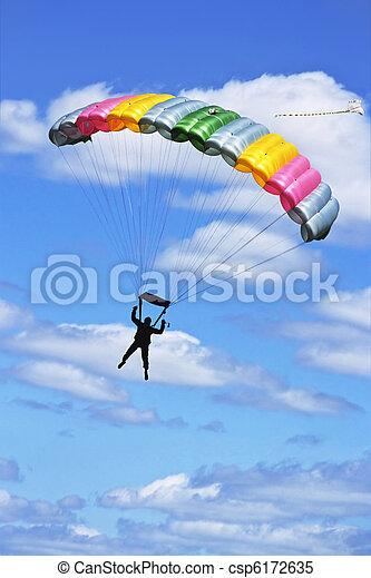 Parachute - csp6172635