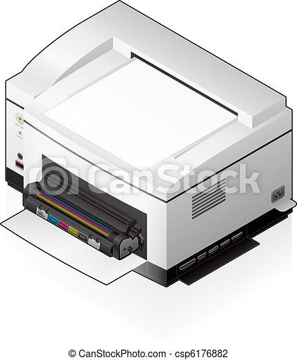 LaserJet Printer - csp6176882