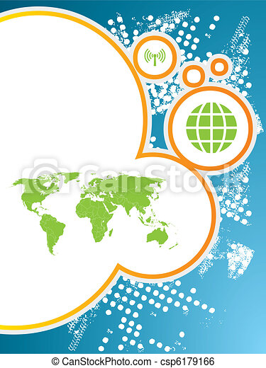 technology background vector - csp6179166