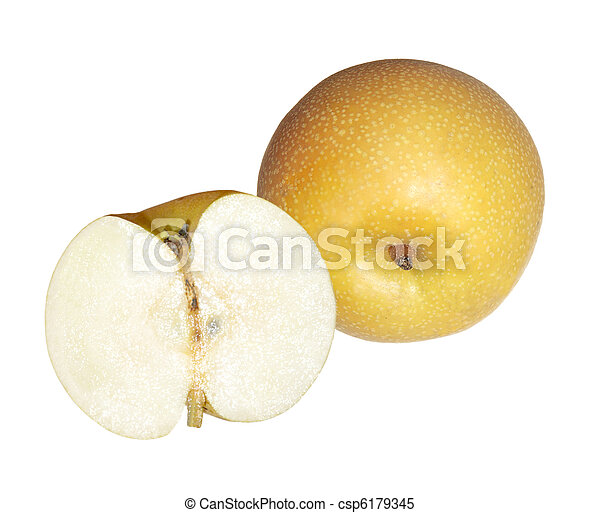 Asian Pear - csp6179345