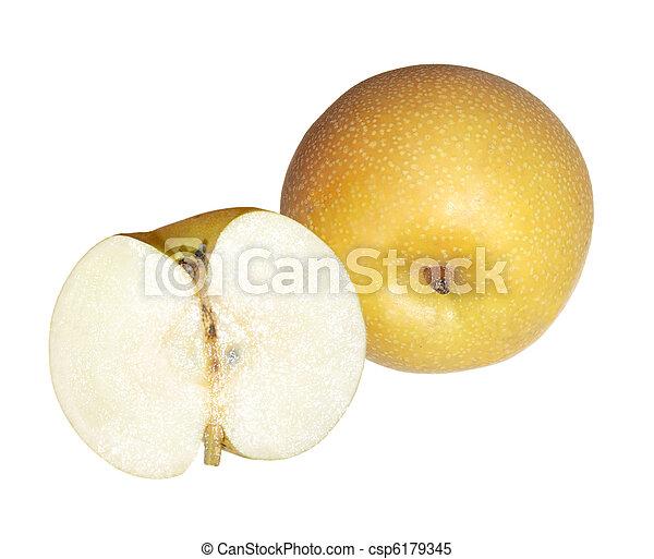 Asian Pear - csp6179345