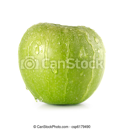Granny Smith Apple - csp6179490