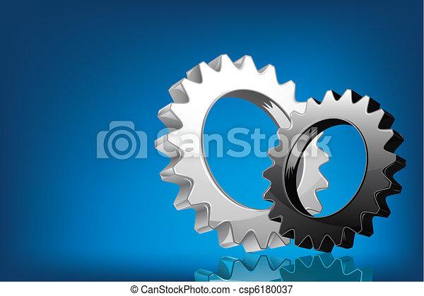 Cog Wheel - csp6180037