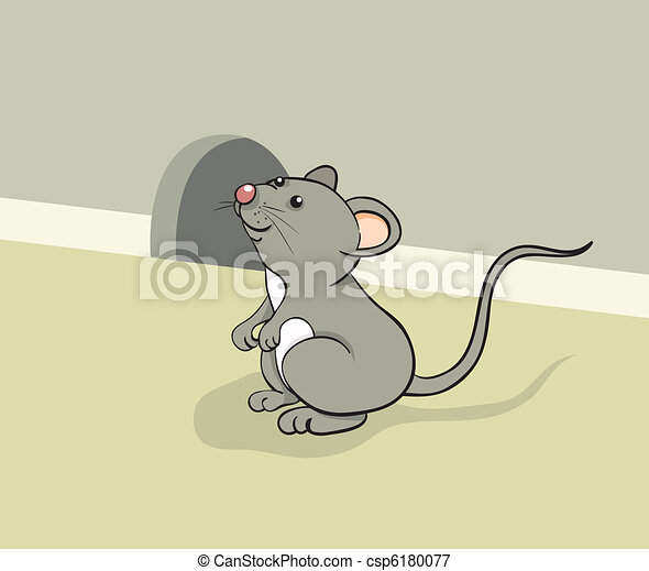 Fun mouse - csp6180077