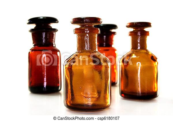 Pharmaceutical bottle - csp6180107
