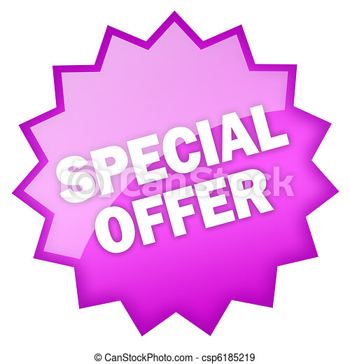 Special offer - csp6185219