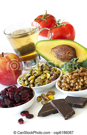 Antioxidants - csp6186087