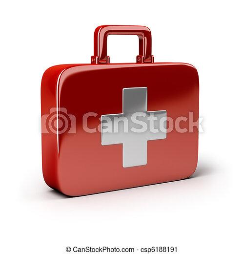 first aid - csp6188191