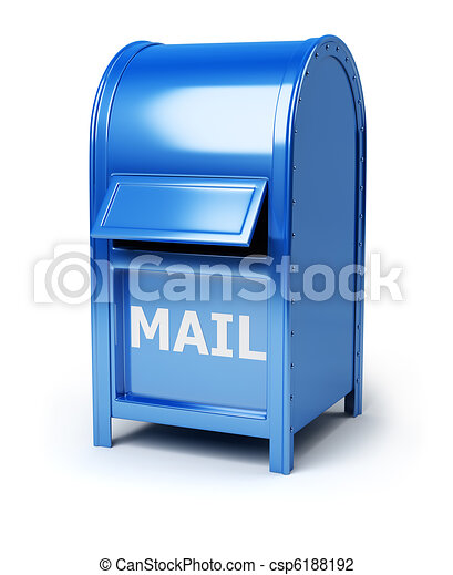mail box - csp6188192