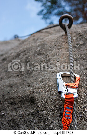 Climbing equipment - csp6188793