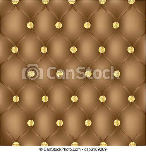 Decorative leather sheeting - csp6189069