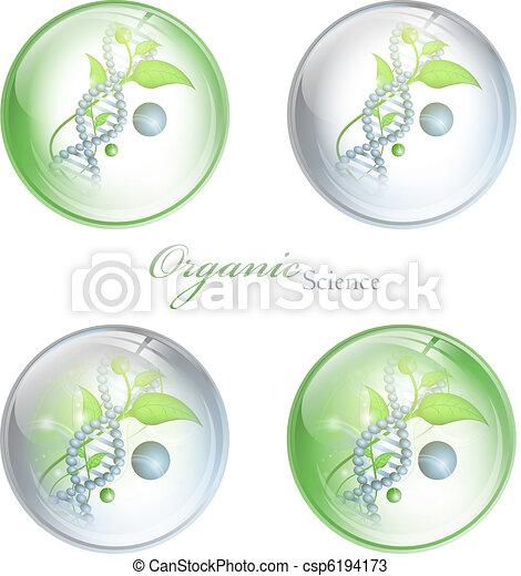 Organic Science glossy balls - csp6194173