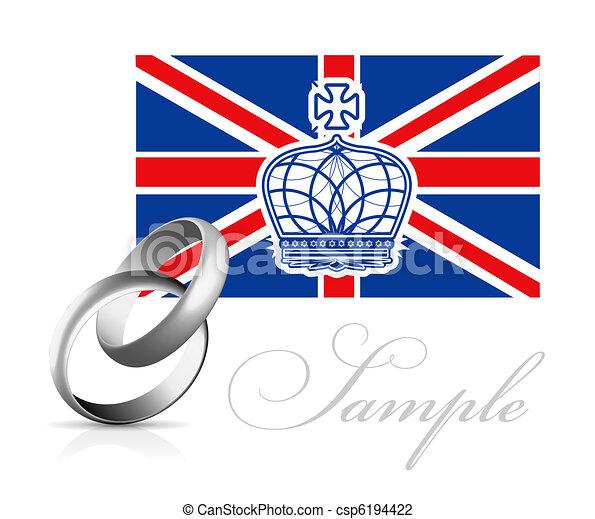 Royal wedding in England - csp6194422