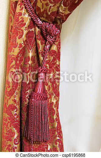 stock photo red gold curtains stock image images royalty free