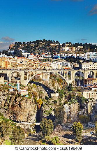 città,  constantine,  algeria - csp6196409