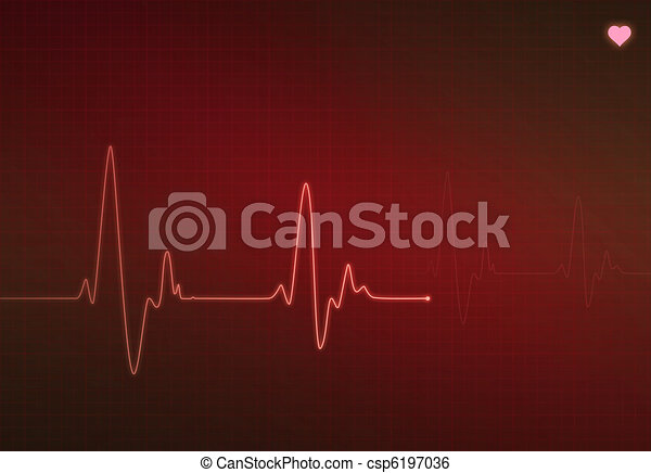 Critical Heart Condition - csp6197036