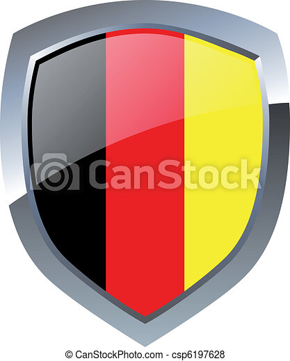 Germany Emblem - csp6197628