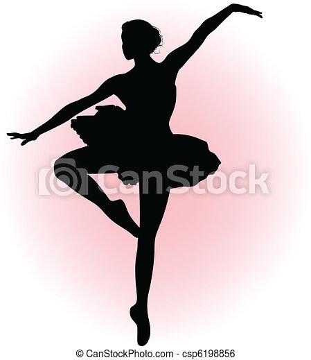 Ballet - csp6198856