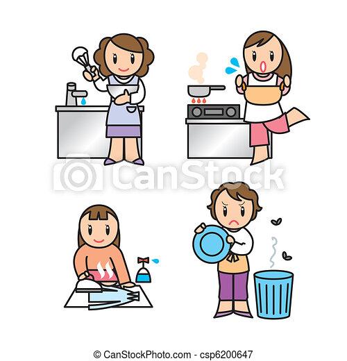 Clipart Hausarbeit