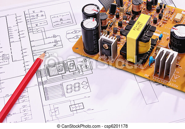 Electronic components - csp6201178