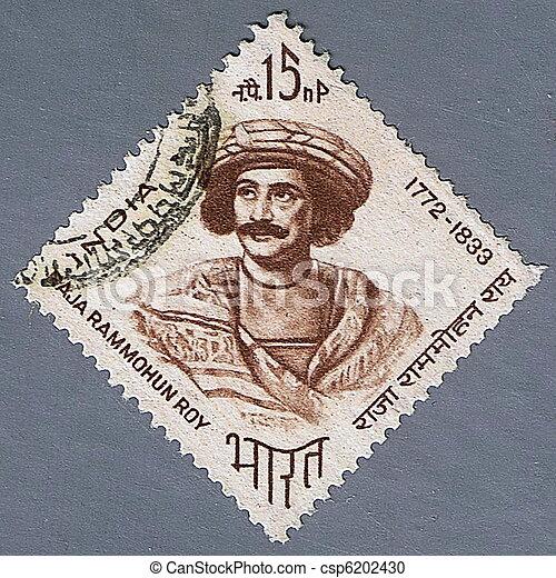 Raja Ram Mohan Roy - csp6202430
