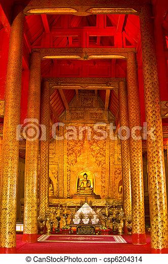 Wat Phra Singh - csp6204314