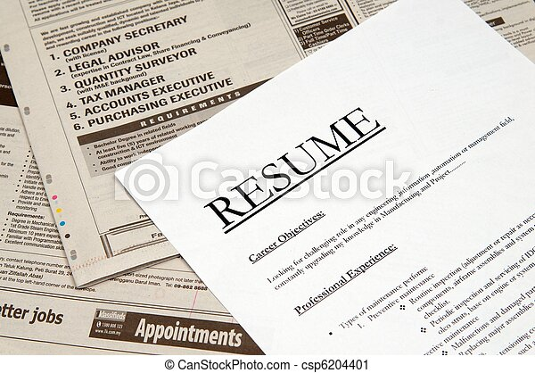 resume - csp6204401