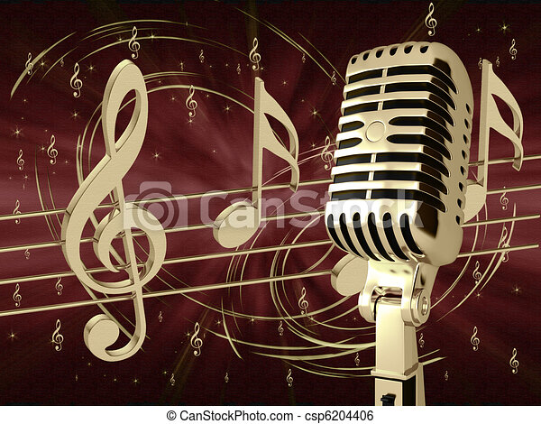 Microphone - csp6204406