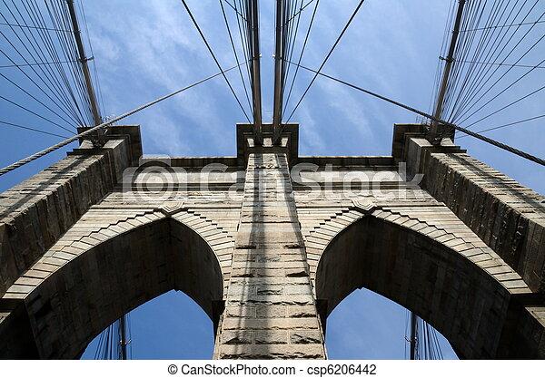 Brooklyn Bridge - csp6206442