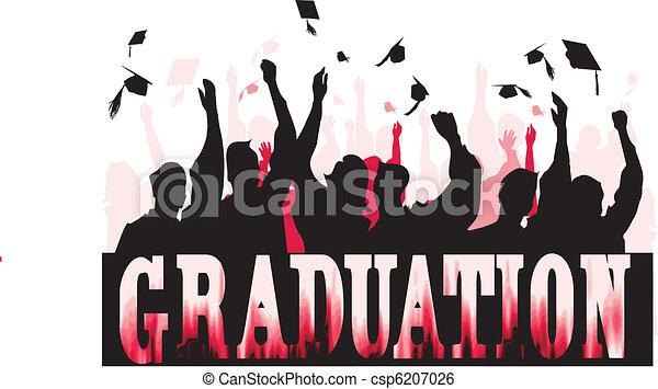 Graduation celebration - csp6207026