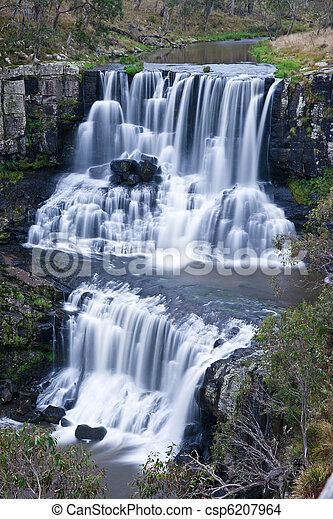 ebor falls waterfall  - csp6207964