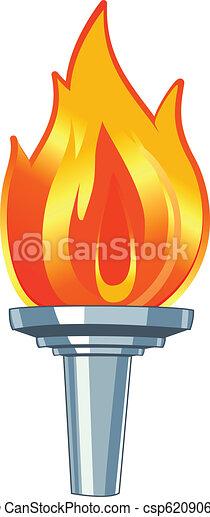 Vector Torch - csp6209063