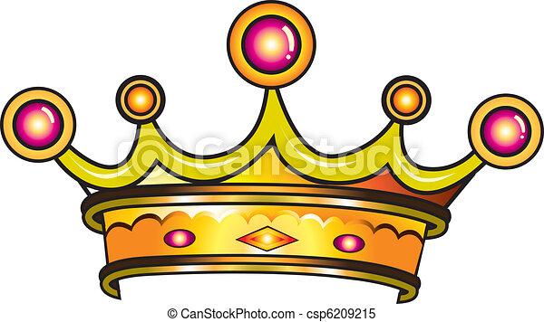 Vector Crown - csp6209215