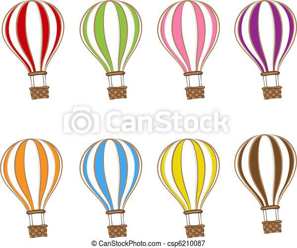 Air Balloons - csp6210087