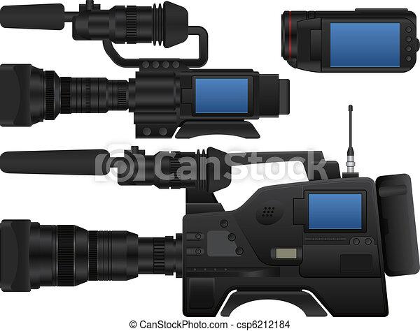 Video Camera - csp6212184