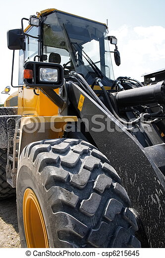 Heavy equipment - csp6215645