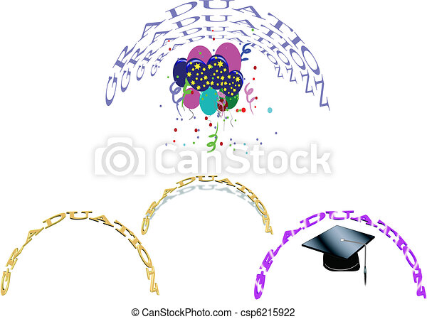graduation decorations - csp6215922