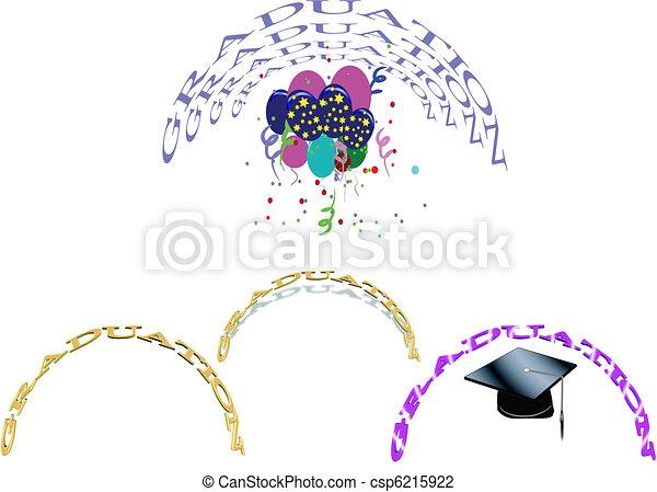 graduation decorations - csp6215922